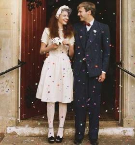 mn winter wedding