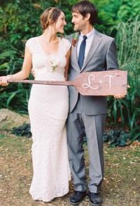 paddle wedding